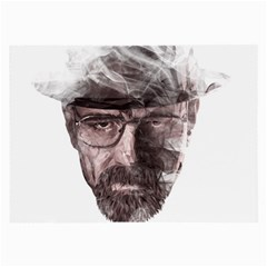 Heisenberg  Glasses Cloth (Large, Two Sided)