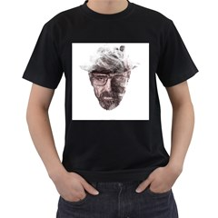 Heisenberg  Men s T Shirt (black)