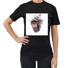 Heisenberg  Women s T-shirt (Black)