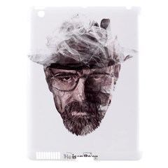 Heisenberg  Apple Ipad 3/4 Hardshell Case (compatible With Smart Cover)