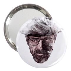 Heisenberg  3  Handbag Mirror