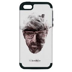 Heisenberg  Apple iPhone 5 Hardshell Case (PC+Silicone)