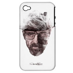 Heisenberg  Apple iPhone 4/4S Hardshell Case (PC+Silicone)