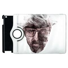 Heisenberg  Apple iPad 2 Flip 360 Case