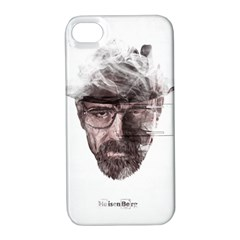 Heisenberg  Apple iPhone 4/4S Hardshell Case with Stand