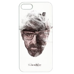 Heisenberg  Apple iPhone 5 Hardshell Case with Stand