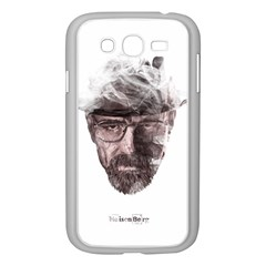 Heisenberg  Samsung Galaxy Grand DUOS I9082 Case (White)