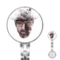 Heisenberg  Stainless Steel Nurses Watch