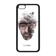 Heisenberg  Apple iPhone 5C Seamless Case (Black)