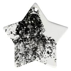 Darth Vader Star Ornament