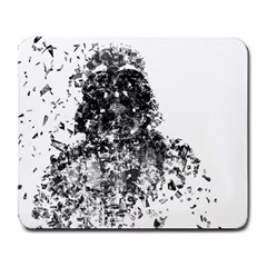 Darth Vader Large Mouse Pad (Rectangle)