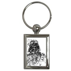 Darth Vader Key Chain (Rectangle)