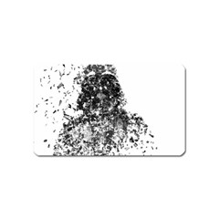 Darth Vader Magnet (Name Card)