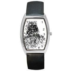 Darth Vader Tonneau Leather Watch