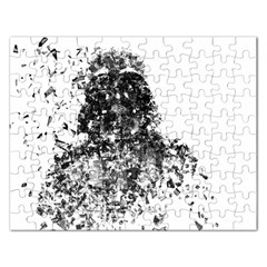 Darth Vader Jigsaw Puzzle (Rectangle)