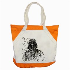 Darth Vader Accent Tote Bag