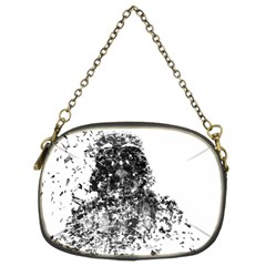 Darth Vader Chain Purse (two Sided)