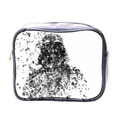 Darth Vader Mini Travel Toiletry Bag (One Side)
