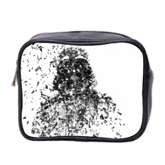 Darth Vader Mini Travel Toiletry Bag (two Sides)