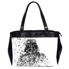Darth Vader Oversize Office Handbag (Two Sides)