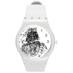 Darth Vader Plastic Sport Watch (Medium)