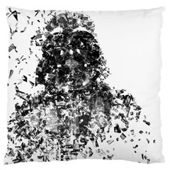 Darth Vader Large Cushion Case (two Sided)
