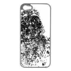 Darth Vader Apple Iphone 5 Case (silver)