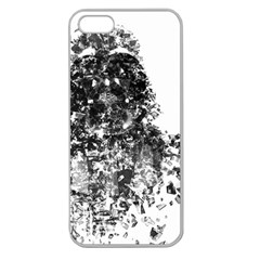 Darth Vader Apple Seamless Iphone 5 Case (clear)
