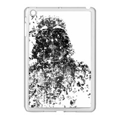 Darth Vader Apple iPad Mini Case (White)