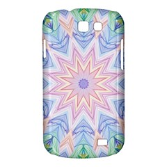 Soft Rainbow Star Mandala Samsung Galaxy Express Hardshell Case
