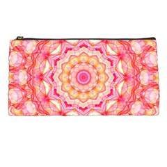 Yellow Pink Romance Pencil Case