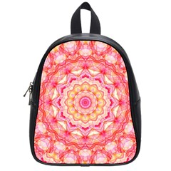 Yellow Pink Romance School Bag (Small)