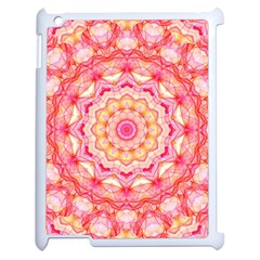 Yellow Pink Romance Apple Ipad 2 Case (white)