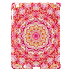 Yellow Pink Romance Apple iPad 3/4 Hardshell Case (Compatible with Smart Cover)