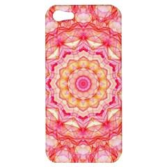 Yellow Pink Romance Apple iPhone 5 Hardshell Case