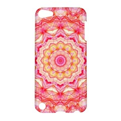 Yellow Pink Romance Apple iPod Touch 5 Hardshell Case