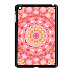 Yellow Pink Romance Apple Ipad Mini Case (black)
