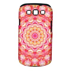 Yellow Pink Romance Samsung Galaxy S Iii Classic Hardshell Case (pc+silicone)