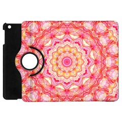 Yellow Pink Romance Apple Ipad Mini Flip 360 Case