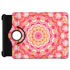Yellow Pink Romance Kindle Fire Hd 7  (1st Gen) Flip 360 Case