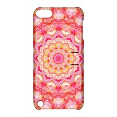 Yellow Pink Romance Apple iPod Touch 5 Hardshell Case with Stand