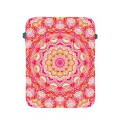 Yellow Pink Romance Apple iPad Protective Sleeve