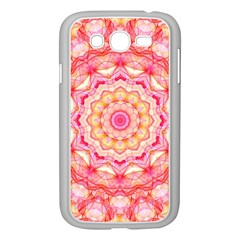 Yellow Pink Romance Samsung Galaxy Grand Duos I9082 Case (white)