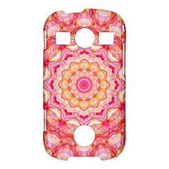 Yellow Pink Romance Samsung Galaxy S7710 Xcover 2 Hardshell Case