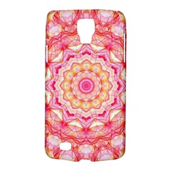 Yellow Pink Romance Samsung Galaxy S4 Active (I9295) Hardshell Case