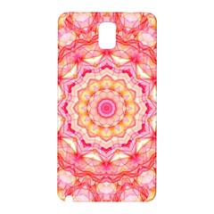 Yellow Pink Romance Samsung Galaxy Note 3 N9005 Hardshell Back Case