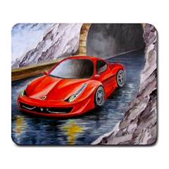Ferrari Large Mouse Pad (Rectangle)