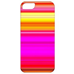 Colour Lines Apple iPhone 5 Classic Hardshell Case