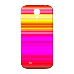 Colour Lines Samsung Galaxy S4 I9500/i9505  Hardshell Back Case