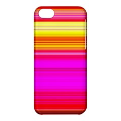 Colour Lines Apple iPhone 5C Hardshell Case